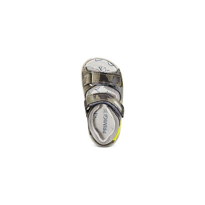 Childrens shoes primigi, Vert, 161-7107 - 17