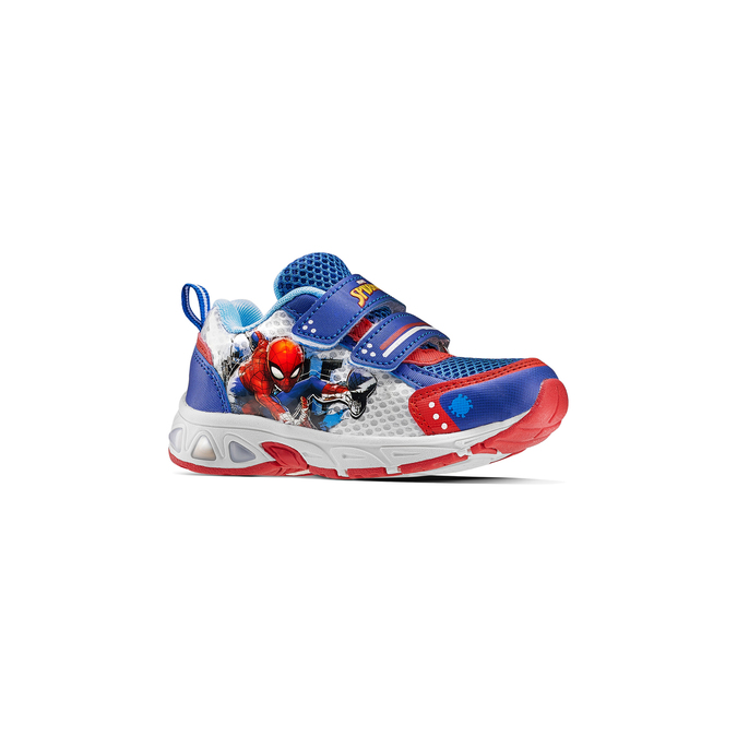 Childrens shoes spiderman, Bleu, 219-9103 - 13