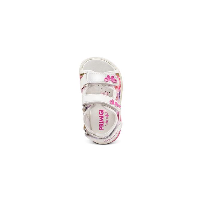 Childrens shoes primigi, Blanc, 169-1125 - 17