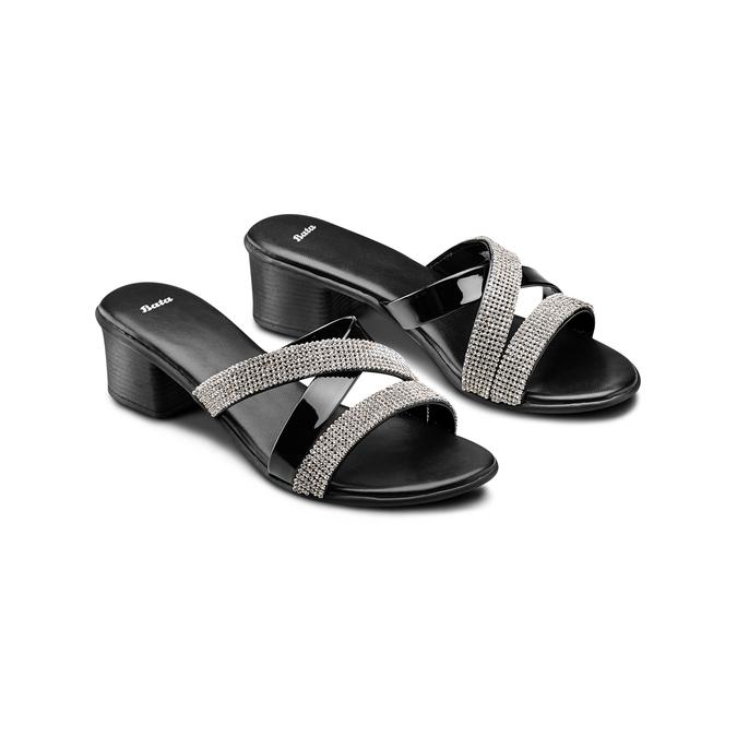 Women's shoes bata, Noir, 671-6129 - 16