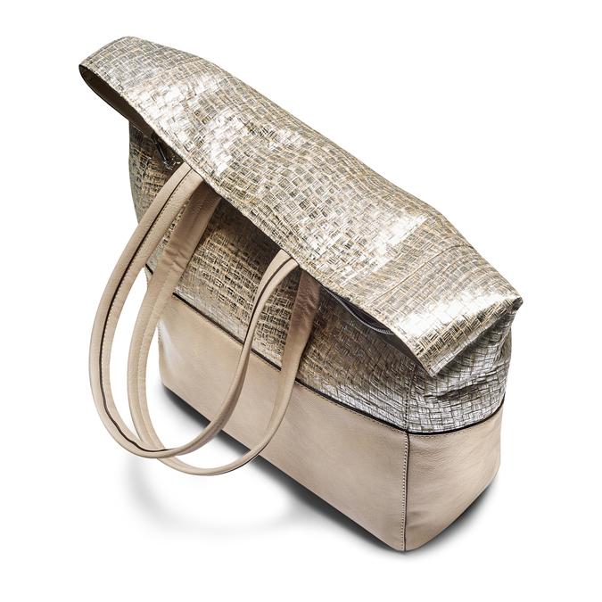 Bag bata, Gris, 969-1214 - 17