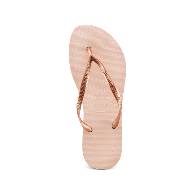 Women's shoes havaianas, Rose, 572-5344 - 17