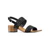 Women's shoes bata, Noir, 669-6280 - 13