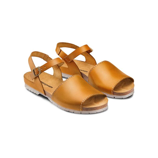 Women's shoes weinbrenner, Brun, 564-3161 - 16