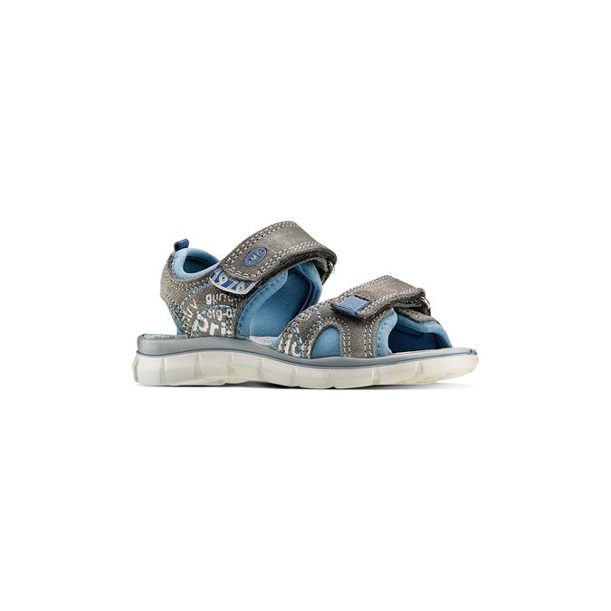 Childrens shoes primigi, Gris, 263-2110 - 13