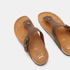 Women's shoes bata, Brun, 574-4477 - 15