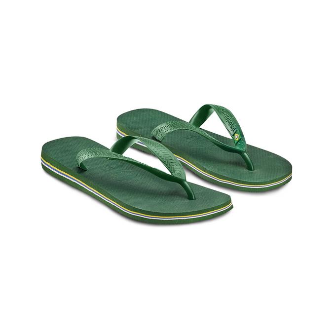 Men's shoes havaianas, Vert, 872-0137 - 16