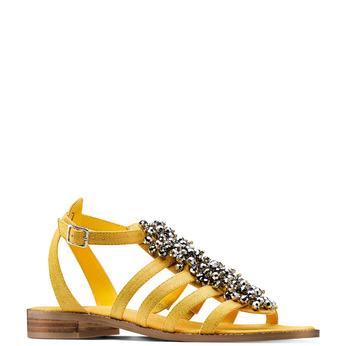 Women's shoes bata, multi couleur, 569-0206 - 13