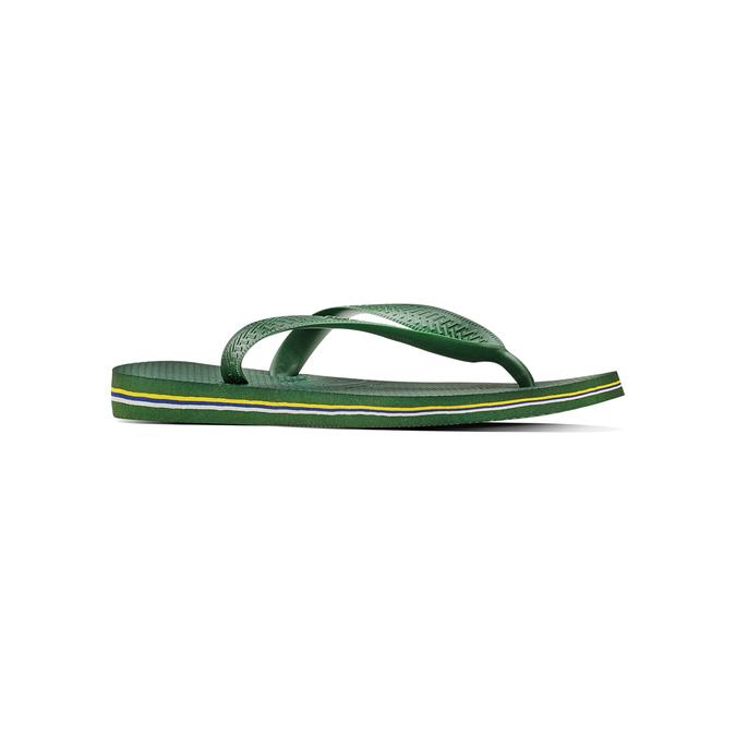 Men's shoes havaianas, Vert, 872-0137 - 13