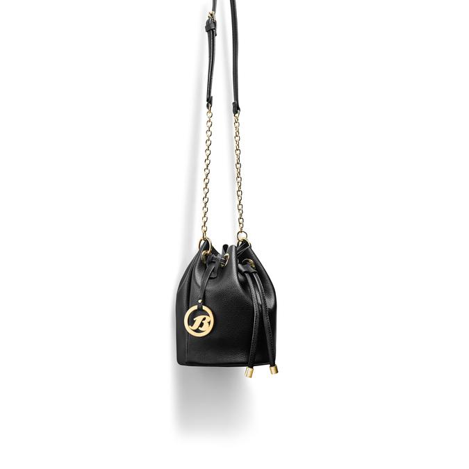 Bag bata, Noir, 961-6449 - 17