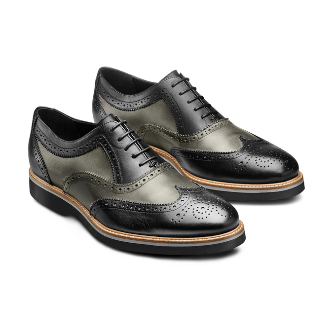 Men's shoes bata-the-shoemaker, Noir, 824-6364 - 16
