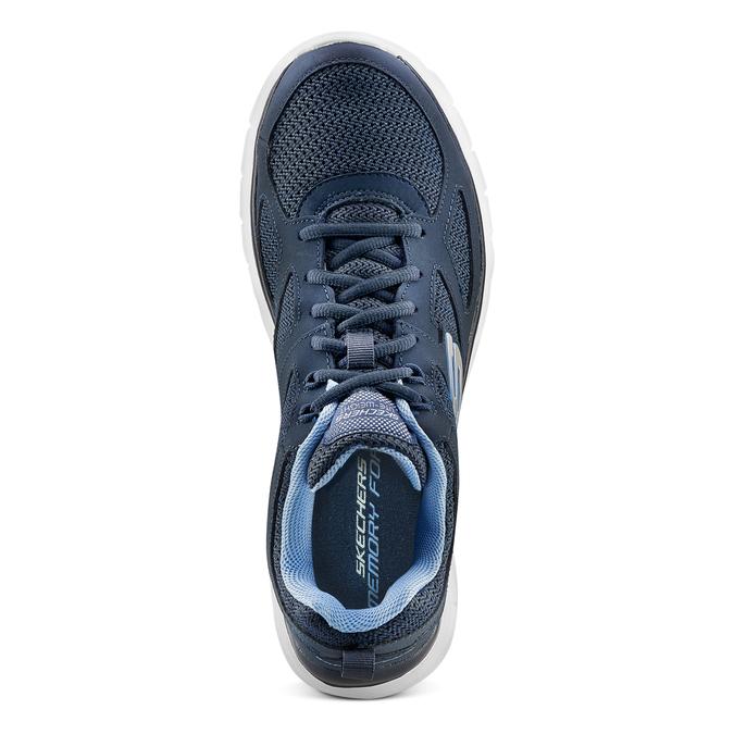 SKECHERS  Chaussures Homme skechers, Bleu, 809-9805 - 17