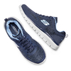 SKECHERS  Chaussures Homme skechers, Bleu, 809-9805 - 26