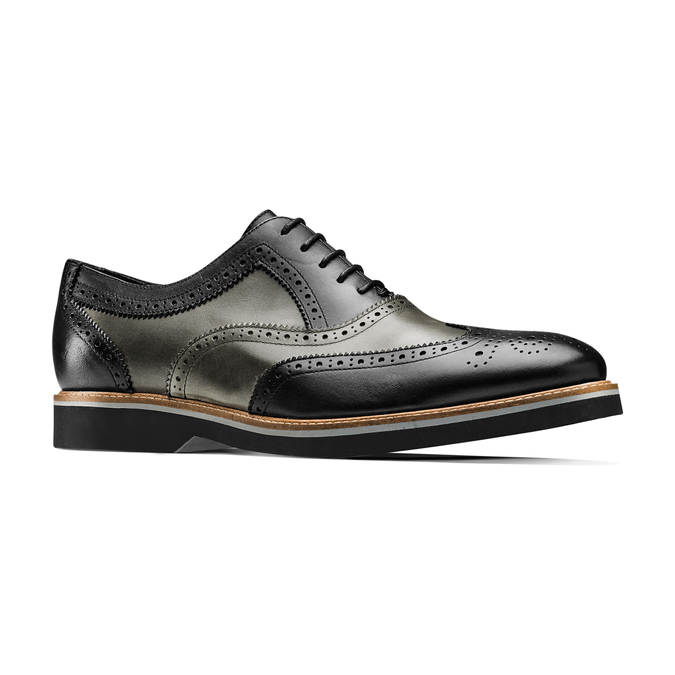 Men's shoes bata-the-shoemaker, Noir, 824-6364 - 13