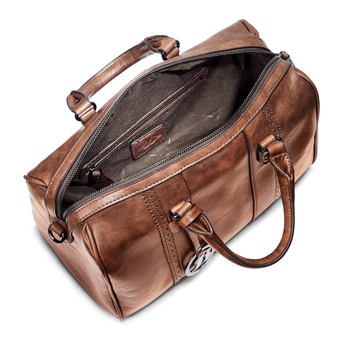 Bag bata, Brun, 961-4333 - 16