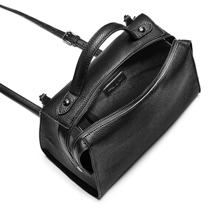 Bag bata, Noir, 961-6527 - 16