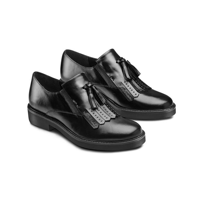 BATA Chaussures Femme bata, Noir, 514-6282 - 16