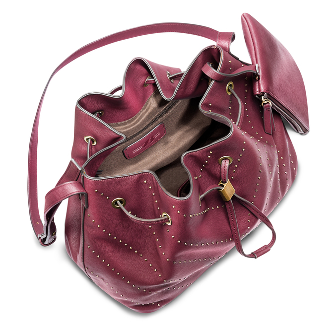 Bag bata, Rouge, 961-5510 - 16