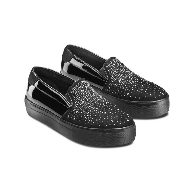 BATA LIGHT Chaussures Femme bata-light, Noir, 549-6214 - 16