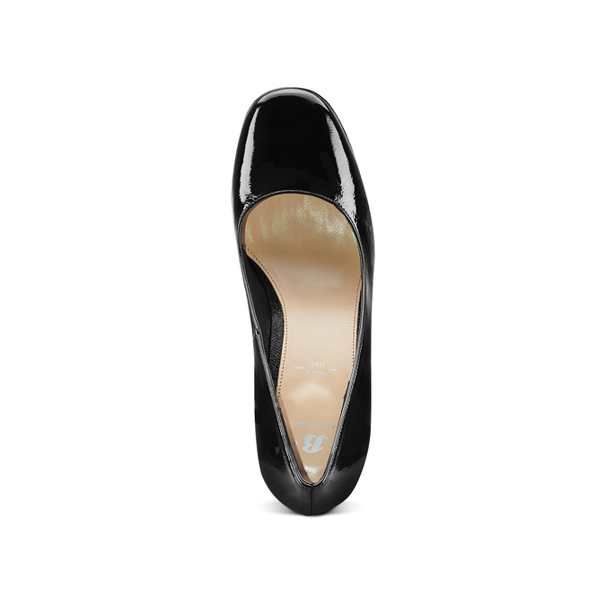 Women's shoes bata, Noir, 728-6172 - 17