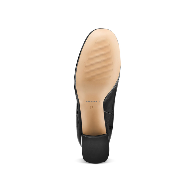 BATA Chaussures Femme bata, Noir, 798-6190 - 19