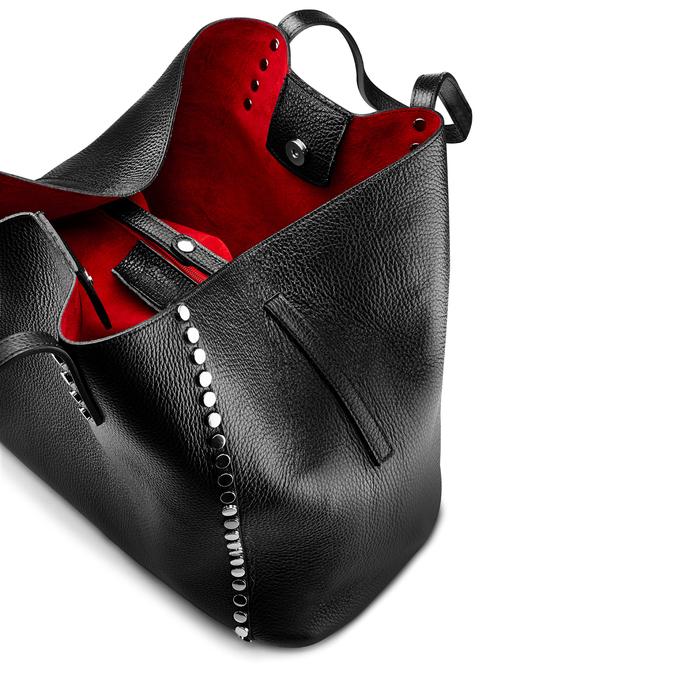 Bag bata, Noir, 964-6136 - 15