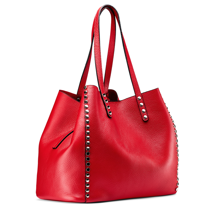 BATA Sac Femme bata, Rouge, 964-5136 - 13