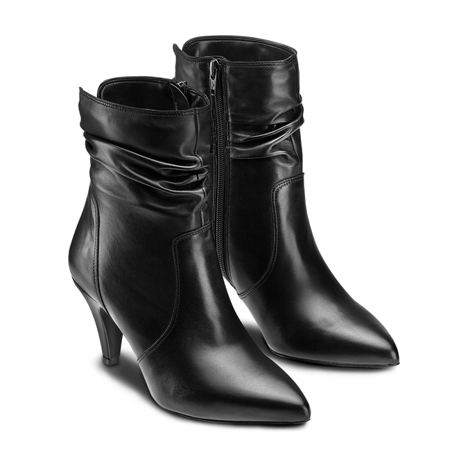 BATA Chaussures Femme bata, Noir, 794-6187 - 16