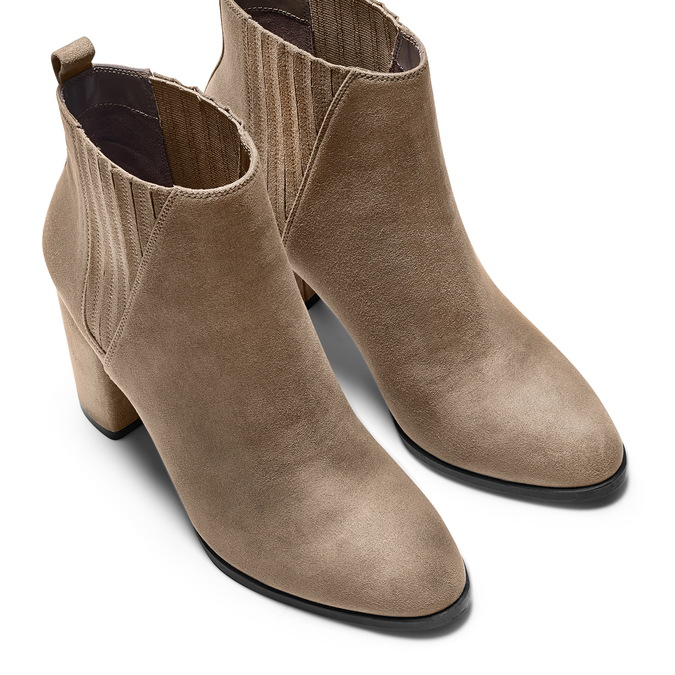 Women's shoes bata-rl, Brun, 799-3385 - 17