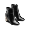 Women's shoes bata-rl, Noir, 791-6382 - 16