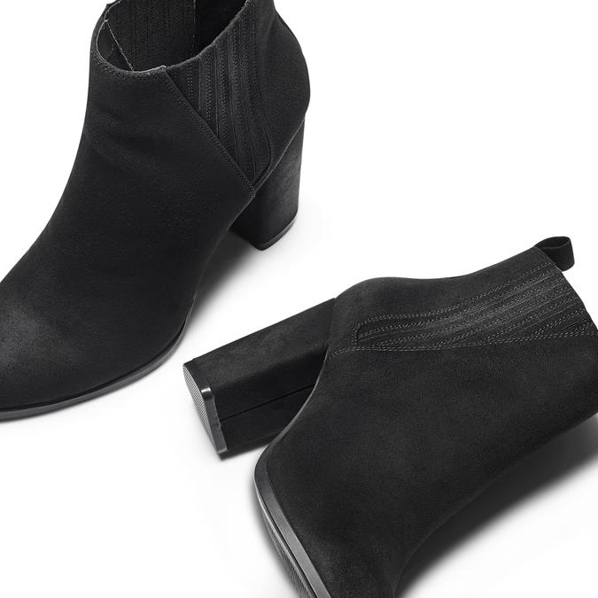 Women's shoes bata-rl, Noir, 799-6385 - 26