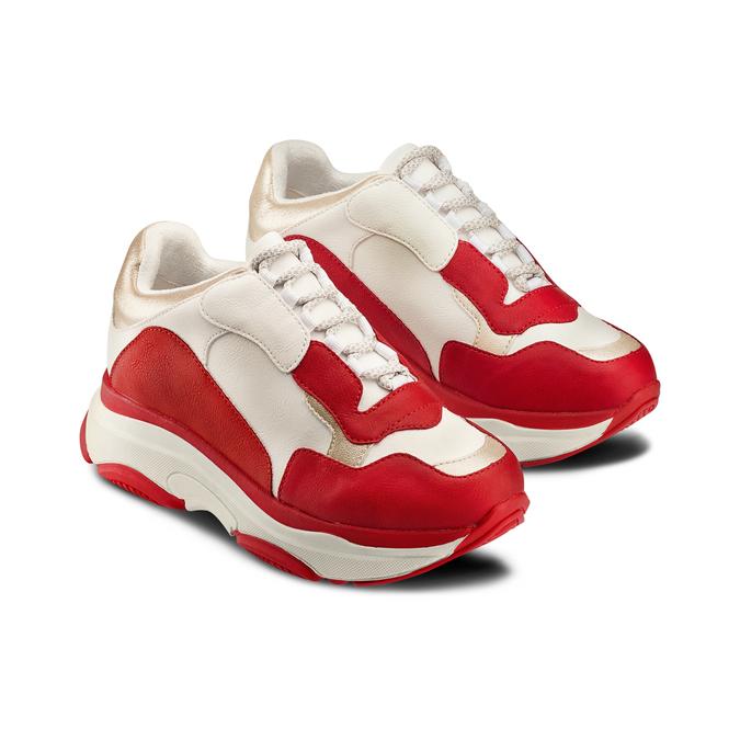 Women's shoes bata, Noir, 541-6160 - 16