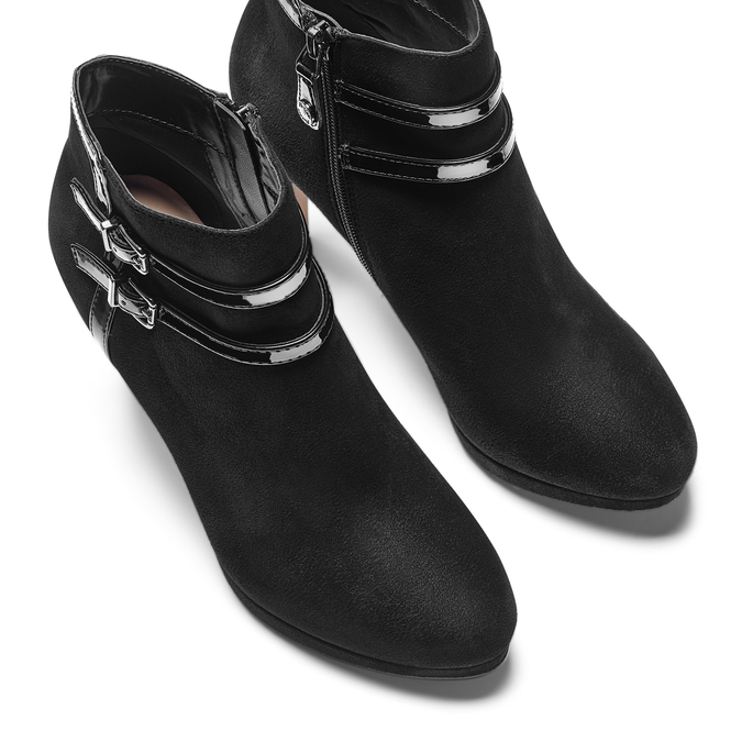 Women's shoes insolia, Noir, 799-6315 - 17