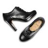 Women's shoes insolia, Noir, 724-6183 - 26