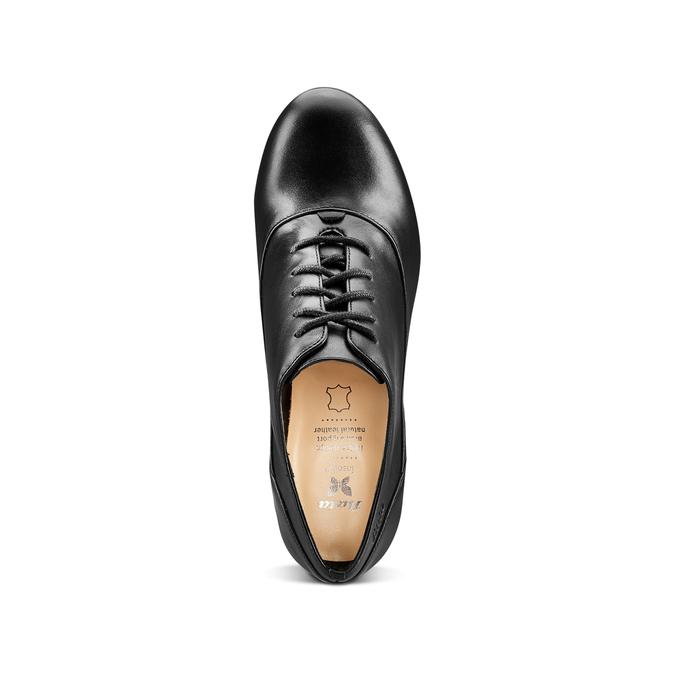 Women's shoes insolia, Noir, 724-6183 - 17