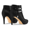 Women's shoes insolia, Noir, 799-6315 - 26