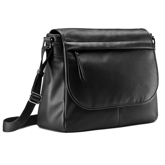 Bag bata, Noir, 961-6309 - 13