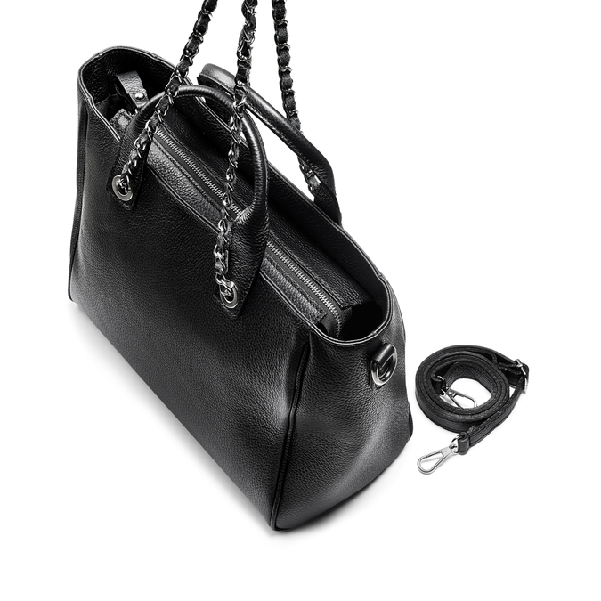Bag bata, Noir, 964-6114 - 17