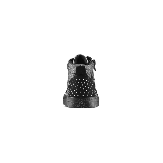 CHILDRENS SHOES mini-b, Noir, 229-6226 - 15