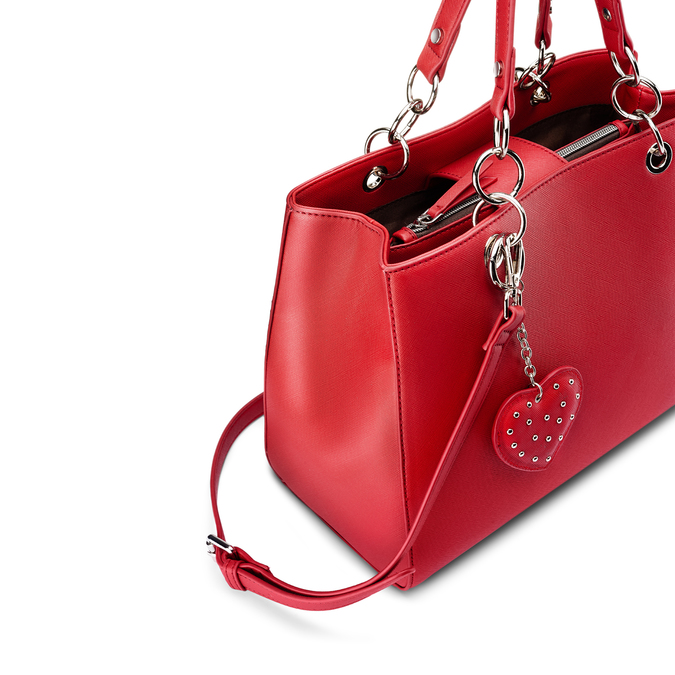 Bag bata, Rouge, 961-5282 - 15