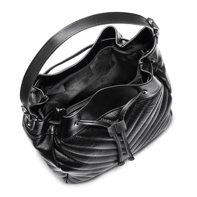 Bag bata, Noir, 964-6111 - 16