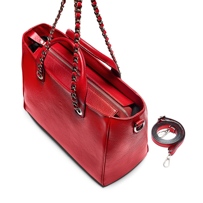 Bag bata, Rouge, 964-5114 - 17