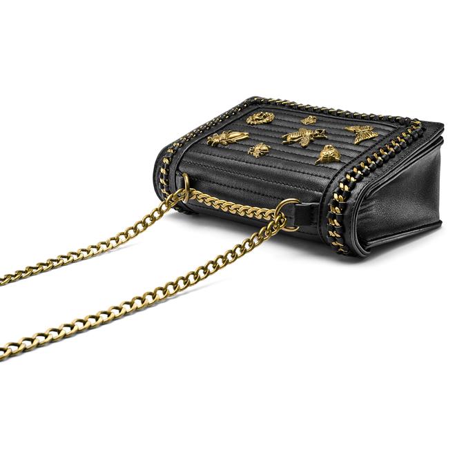 Bag bata, Noir, 961-6324 - 17