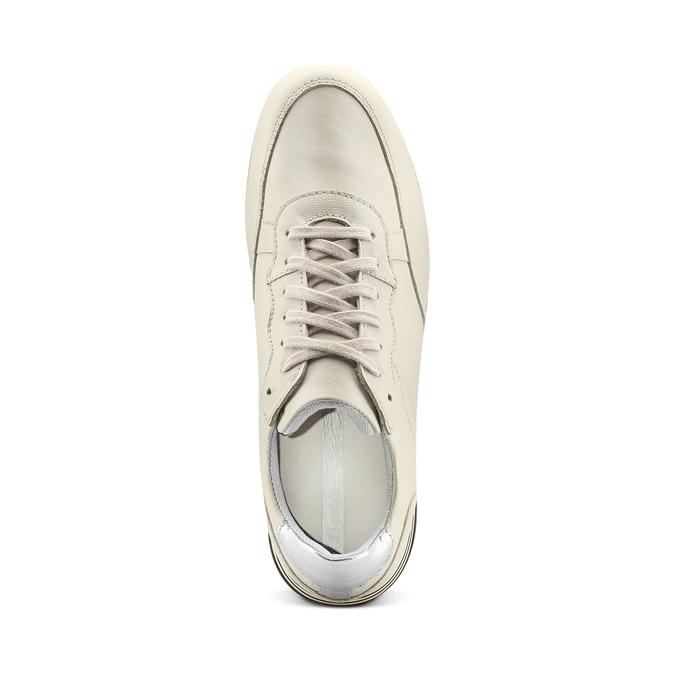 BATA Chaussures Femme bata, Blanc, 644-8103 - 17