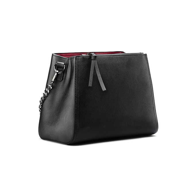 Bag bata, Noir, 961-6529 - 13