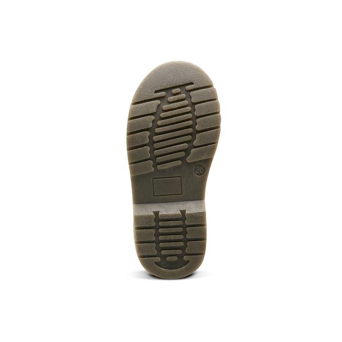 Childrens shoes mini-b, Noir, 291-6167 - 17