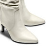 Women's shoes bata, Blanc, 794-1187 - 17