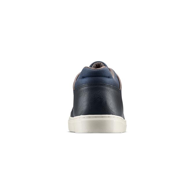 Men's Shoes bata, Bleu, 841-9496 - 15