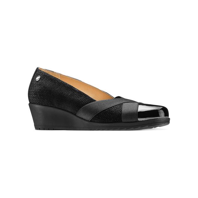 Women's shoes, Noir, 613-6134 - 13