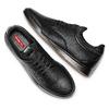 Men's Shoes bata-rl, Noir, 841-6450 - 26